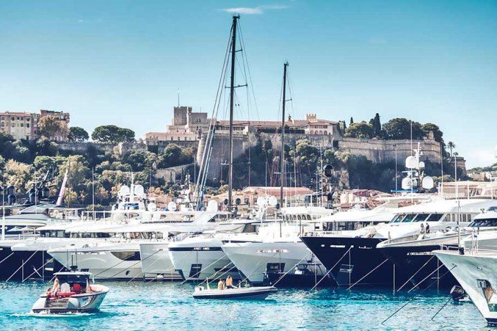 Monaco Yacht Show cancelled