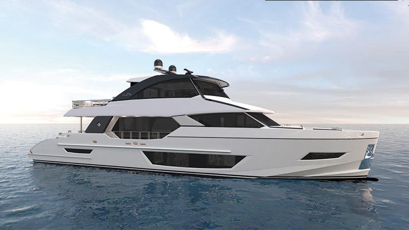New Ocean Alexander 27 E