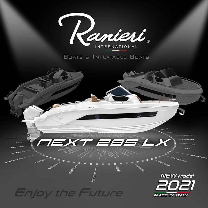 Next 285 LX preview