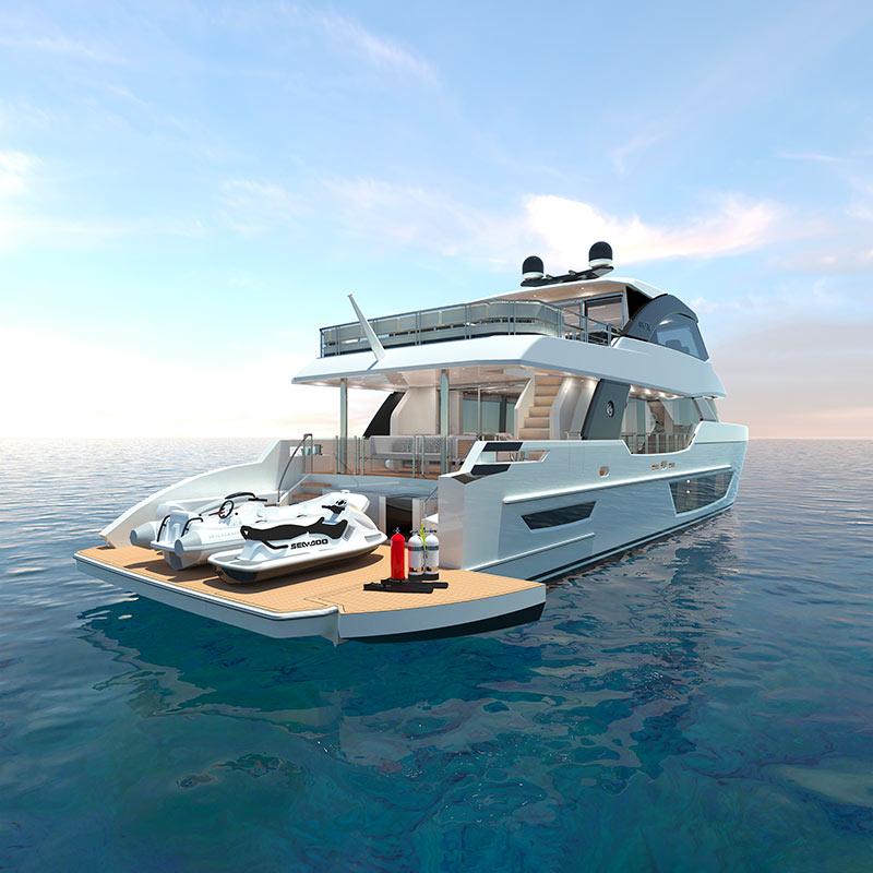 Ocean Alexander 27E
