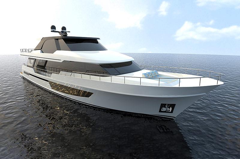 Ocean Alexander 32 L