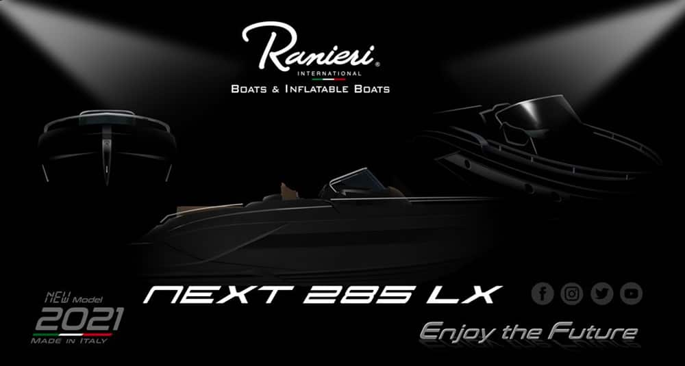 Ranieri International Next 285 LX