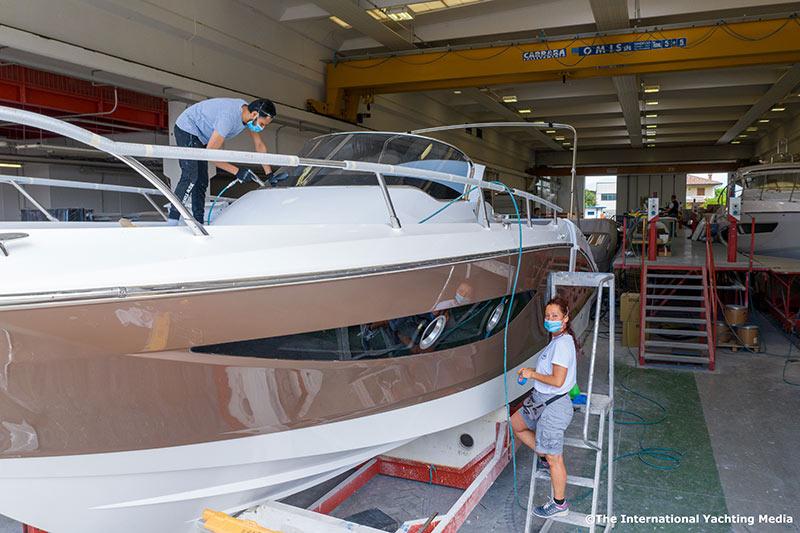 Sessa Marine yachts