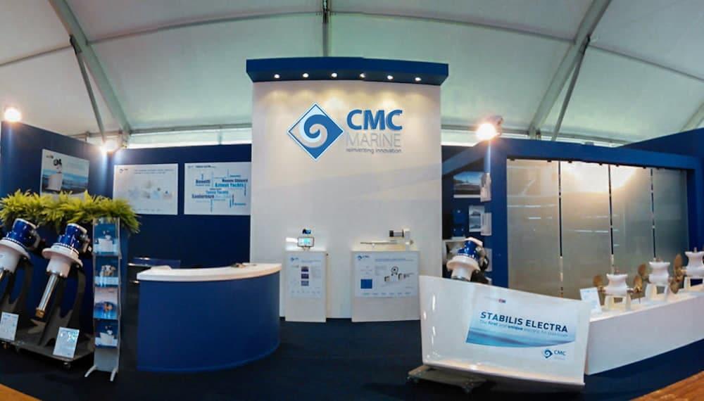 CMC Marine Genoa Boat Show