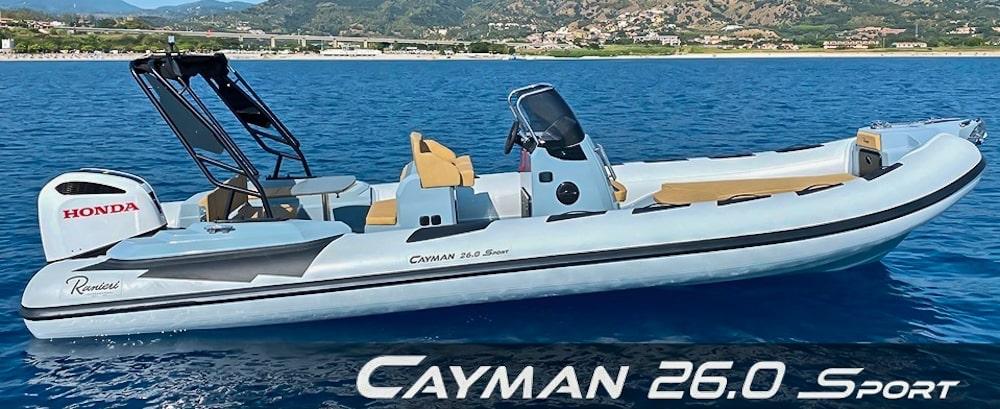 Cayman 26 Sport