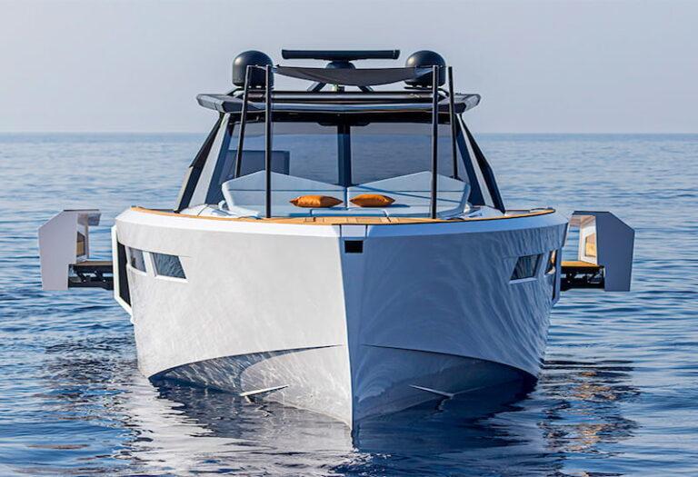 Evo Yacht Evo R6