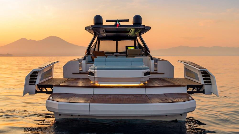 Evo Yacht boat shows