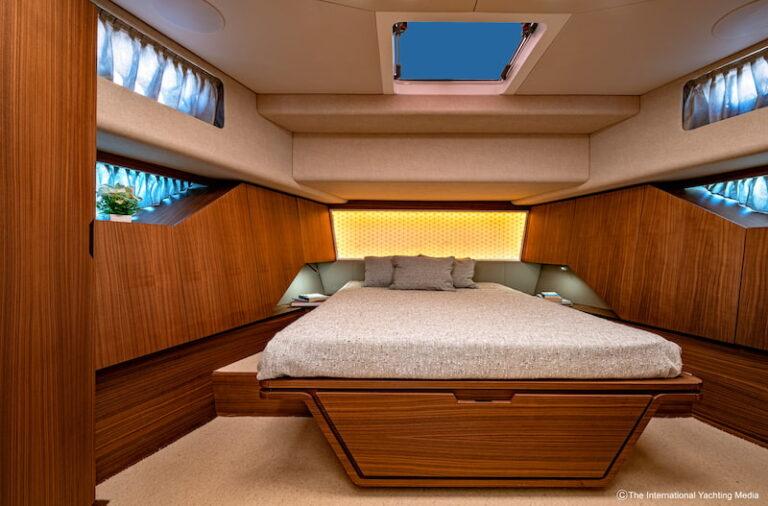 Franchini Mia 63 VIP cabin
