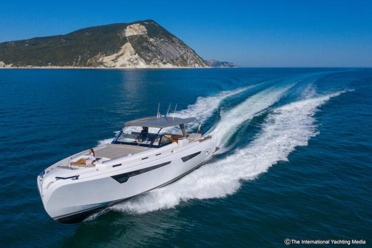 Franchini Mia 63 navigation