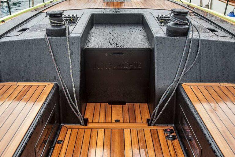 Ice 60 main deck