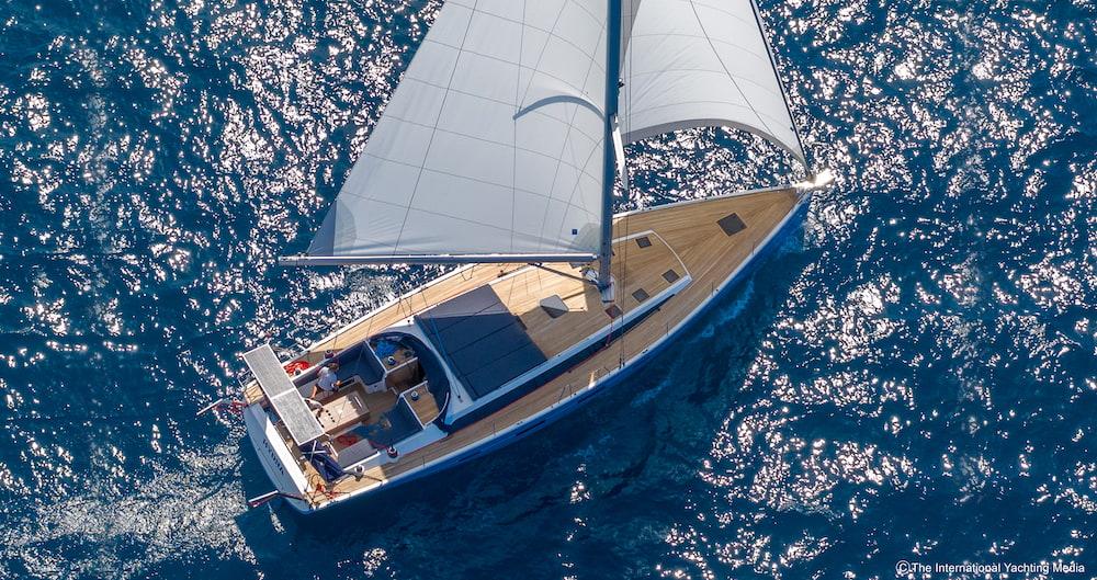 Kufner 54 Sea trial