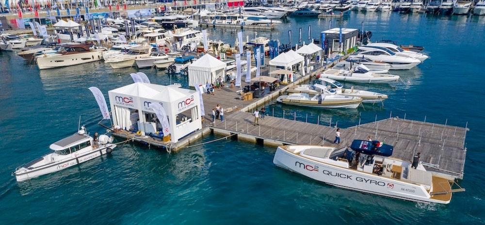 Quick Spa boat shows