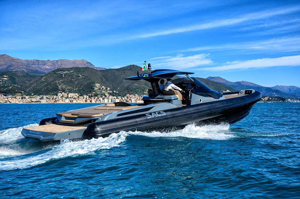 Sacs Marine Cannes and Genoa