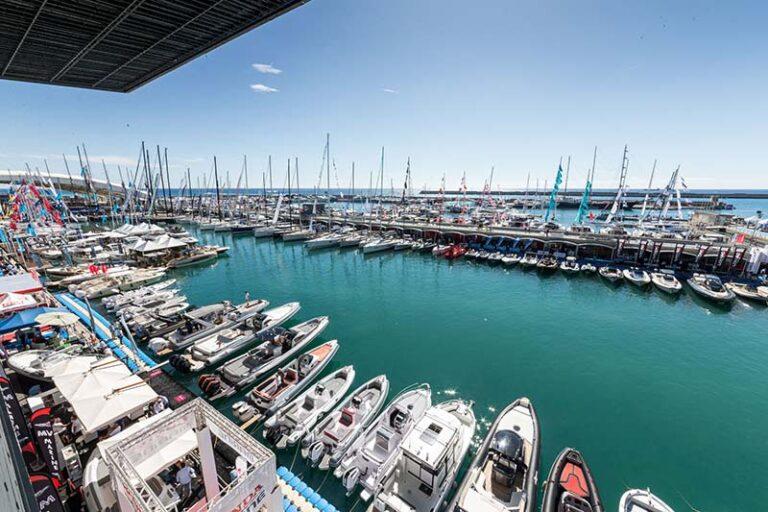 Genoa Boat Show Maxi Rib