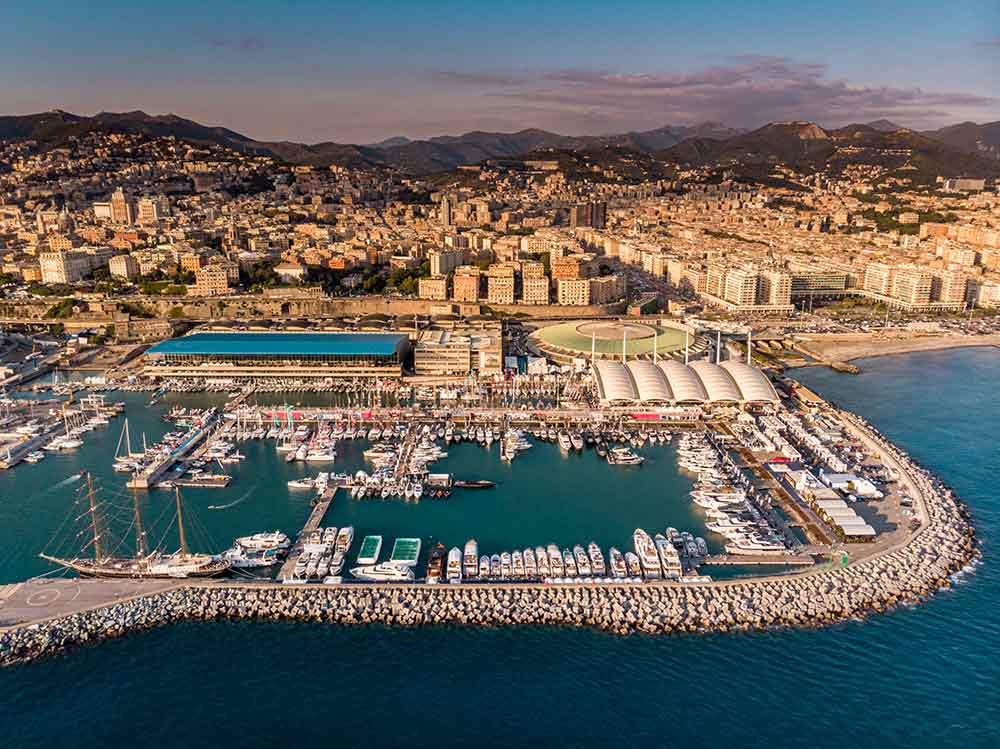 Genoa Boat Show confirmed