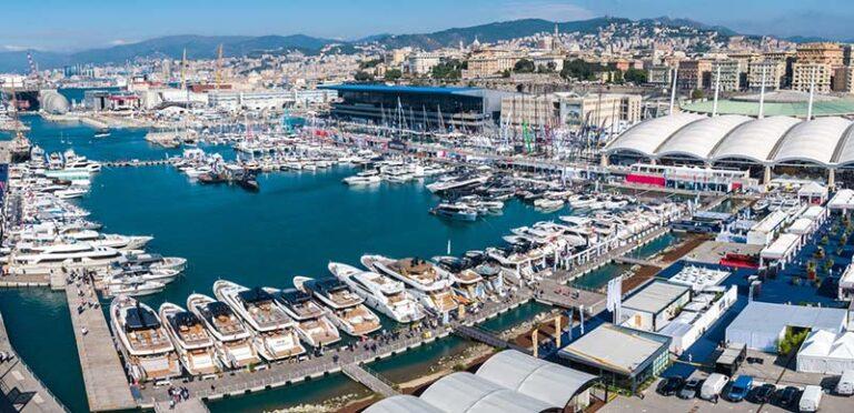 Genoa Boat Show superyachts