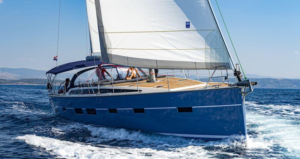 Kufner 50 Sea Trial