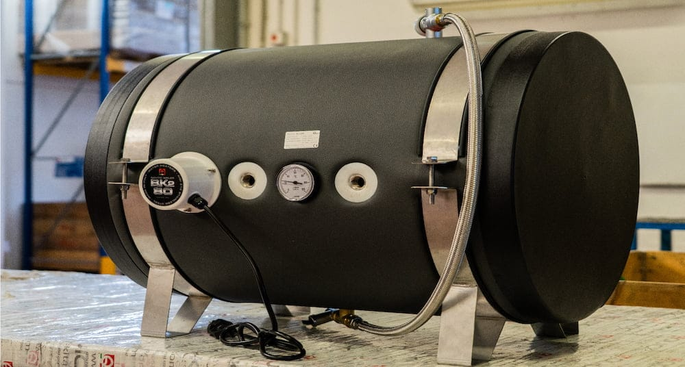 Quick Spa Nautic Boiler