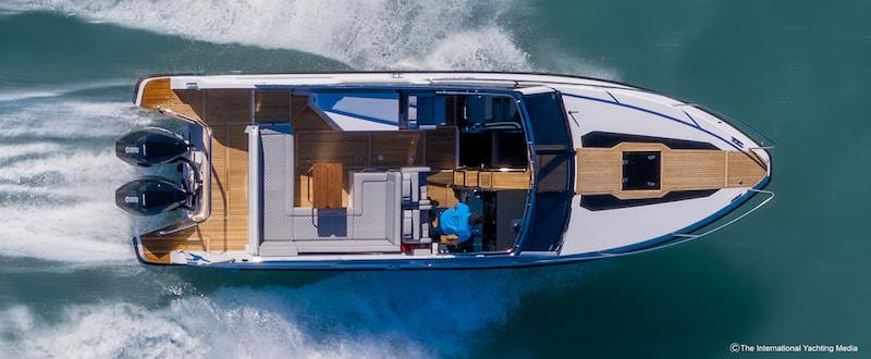 Flipper 900 DC deck