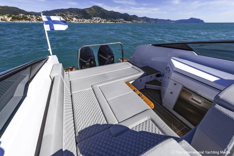 Flipper 900 DC sun pad