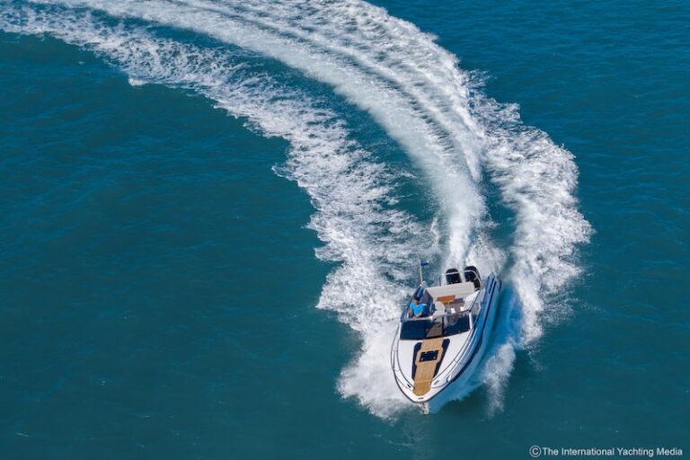 Flipper 900 DC turns