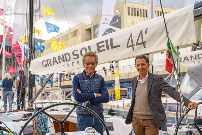 Gigi Servidati and Fabio Planamente