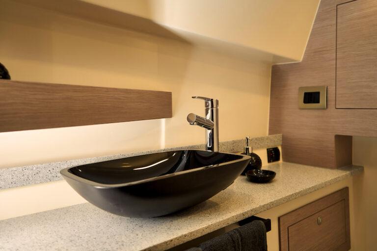 Scanner Envy 1400, bathroom