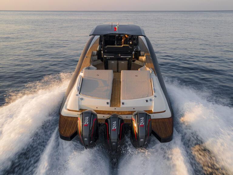 Scanner Envy 1400, outboard