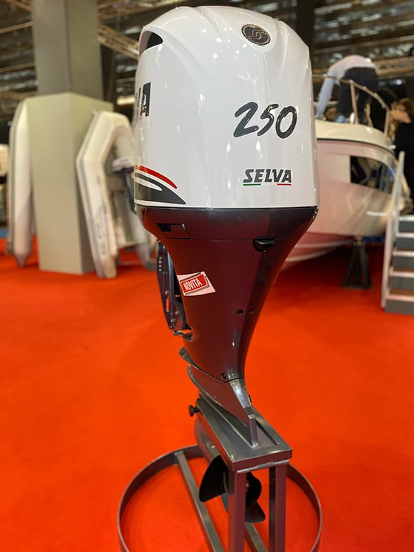 Selva Right Whale 250 hp