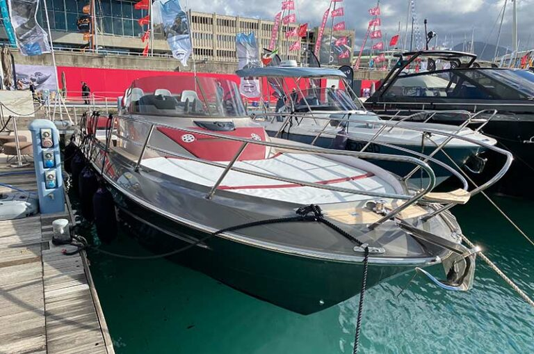 Sessa Key Largo 40, Genoa Boat Show