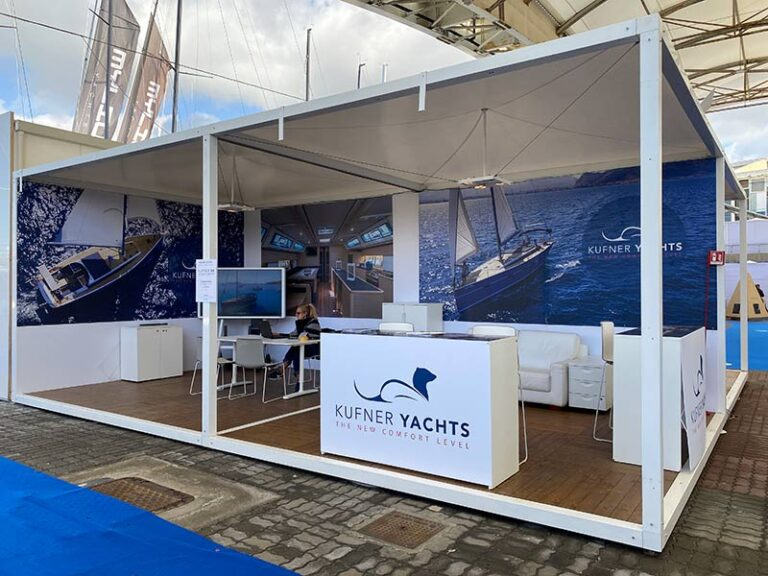 kufner-yachts-italia-booth