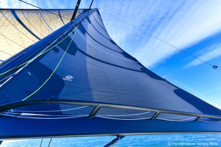 Ice 54 mainsail