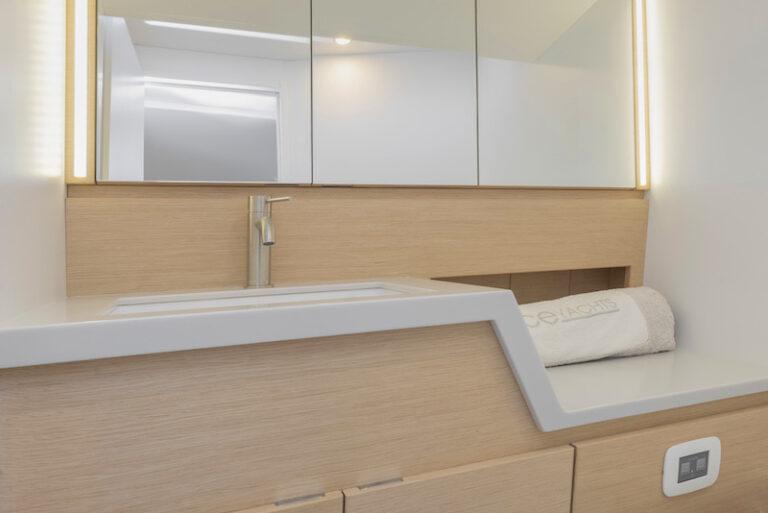 Ice 54 washbasin
