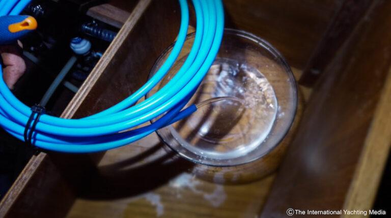 Schenker Zen 50, fresh water test