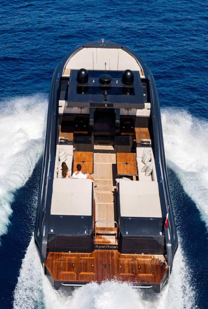 Superocean 58 deck 2