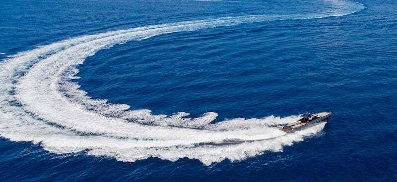 Superocean 58 turns