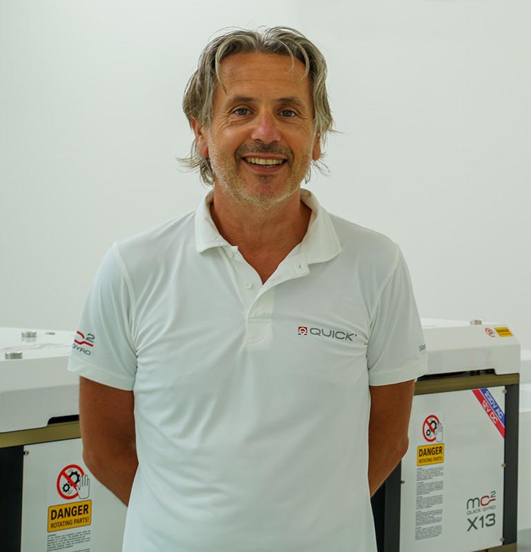 quick stabilizer Paolo Berni