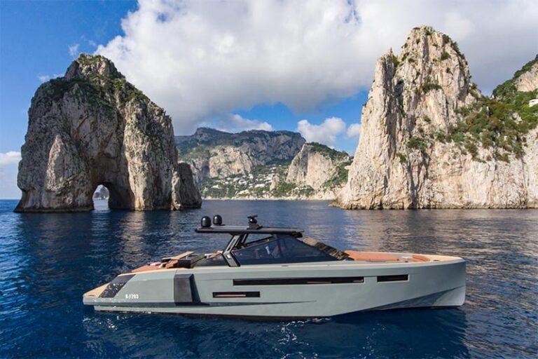 Evo R6 Custom starboard