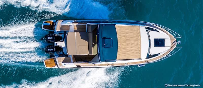 Flipper 900 ST deck