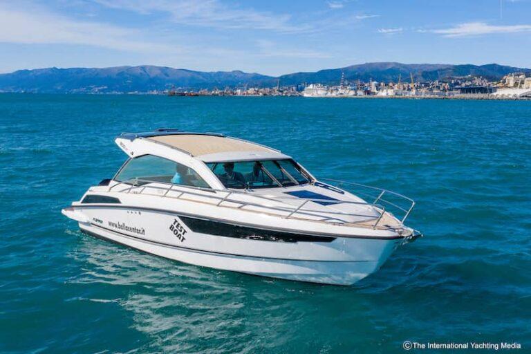 Flipper 900 ST lines