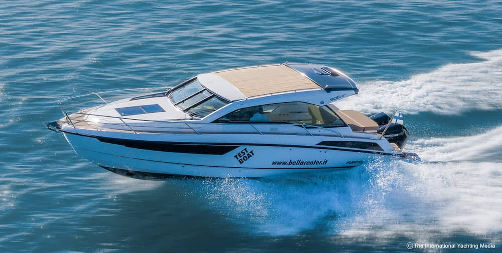 Flipper 900 ST on test