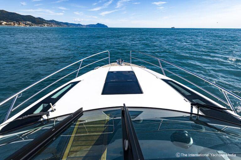 Flipper 900 ST windscreen