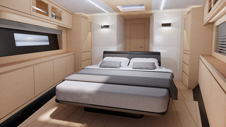 Ice 80 master cabin