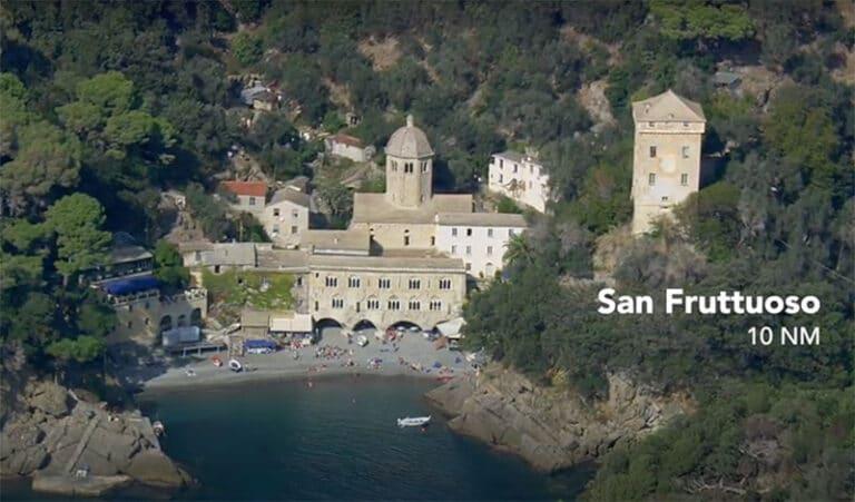 Marina Porto Antico video San Fruttuoso