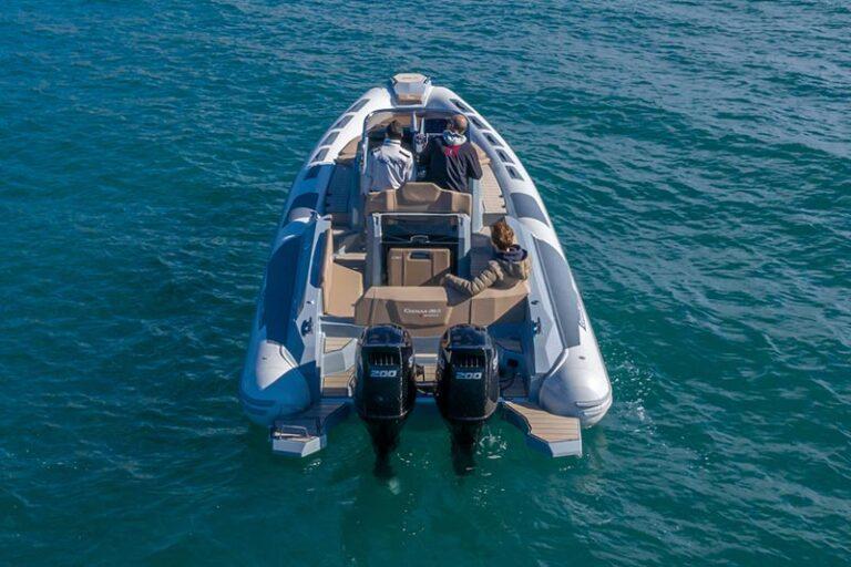 Ranieri Cayman 28.0 Executive stern