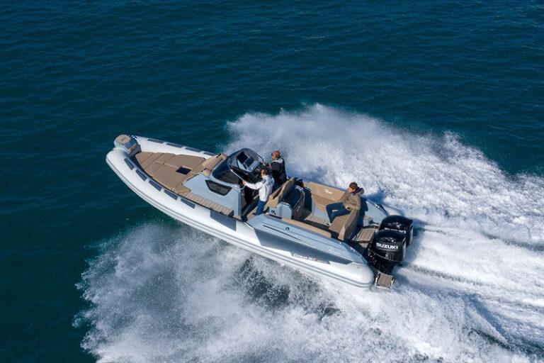 Ranieri Cayman 28.0 Executive top speed