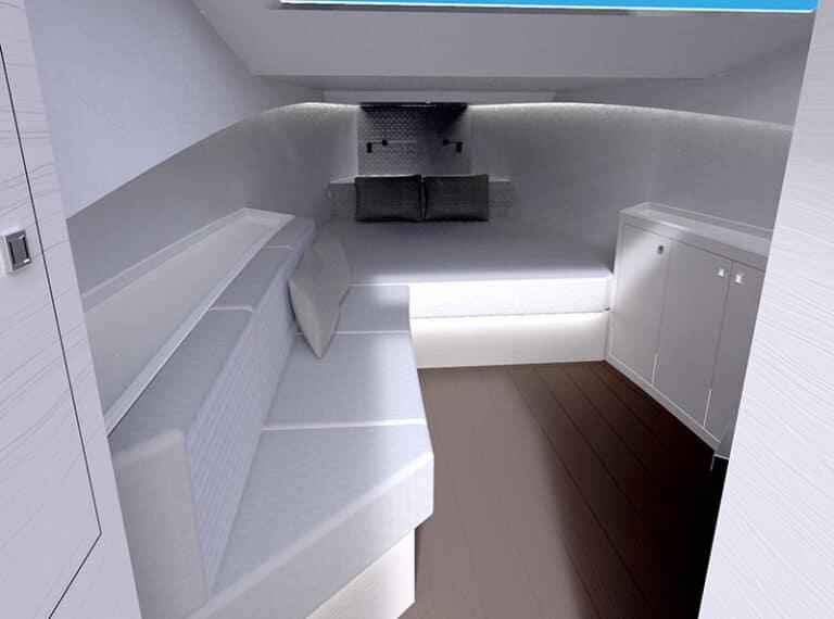 Scanner Envy 1200 interiors