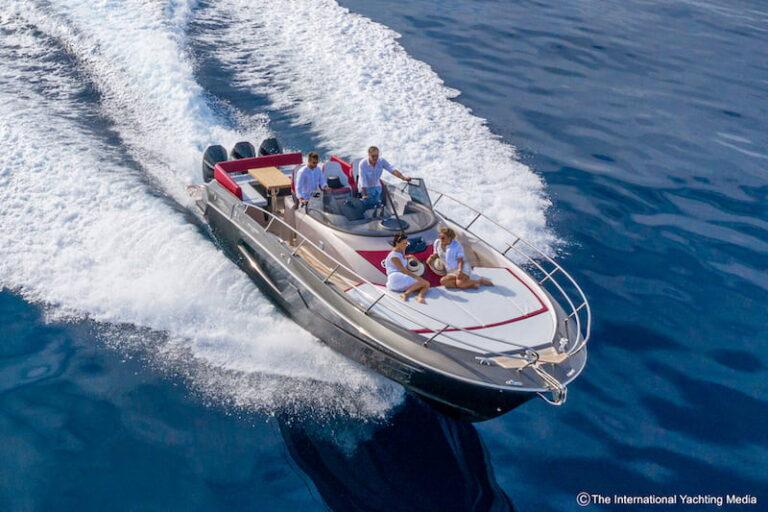 Sessa Key Largo 40 bow