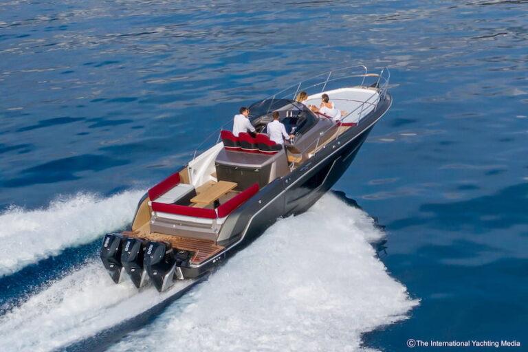 Sessa Key Largo 40 stern