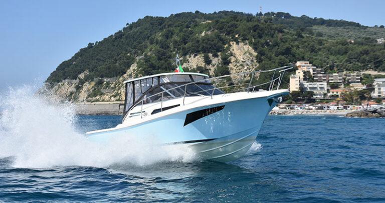 Tuccoli T280 Inboard